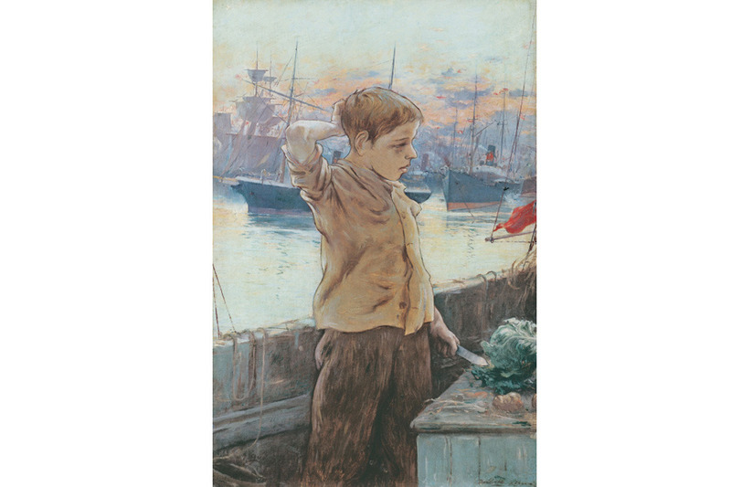Adolfo Guiard - The Ship's Boy