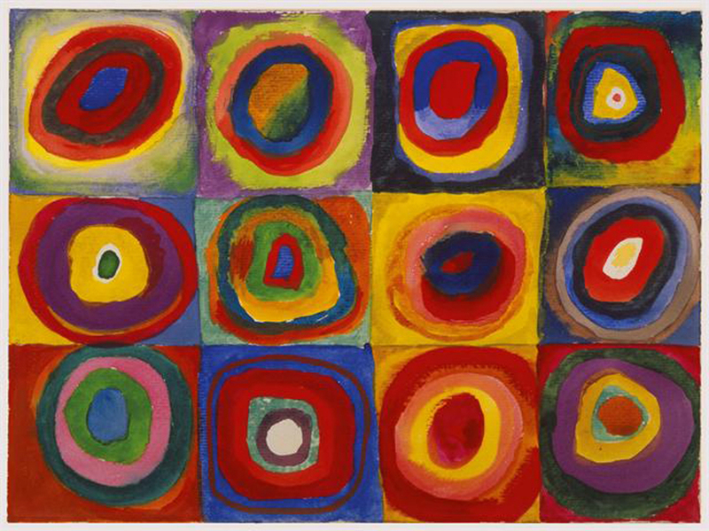 Wassily Kandinsky - color-study-squares-with-concentric-circles-1913(1)