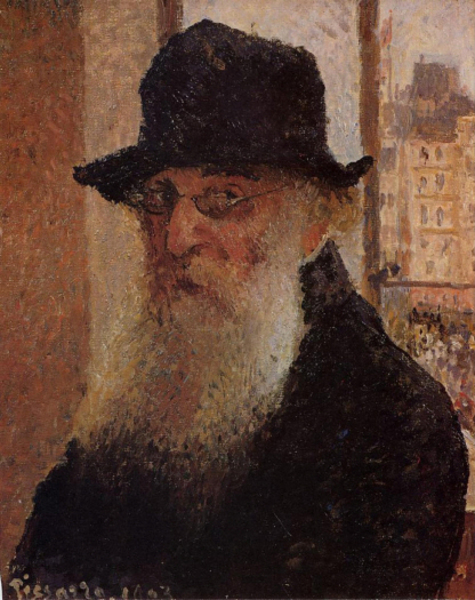 Camille Pissarro - Self-portrait - Tate Britain