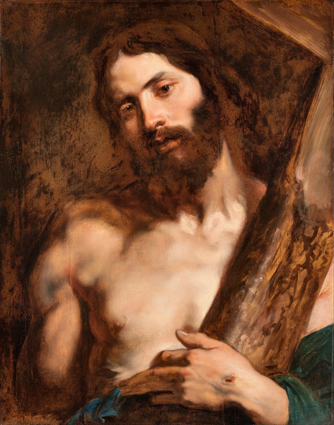 Anton Van Dyck - Christ carrying the Cross